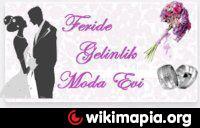 59d00abd12ac3 Feride Gelinlik Moda Evi - Fashion Bride - Ankara Metropolitan ...