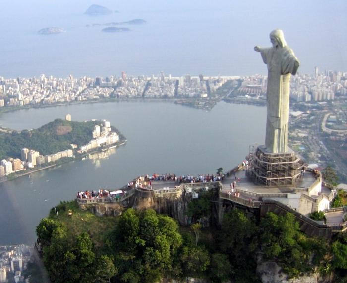 brazil former capital