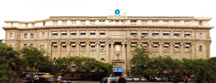 state bank of india fort market branch