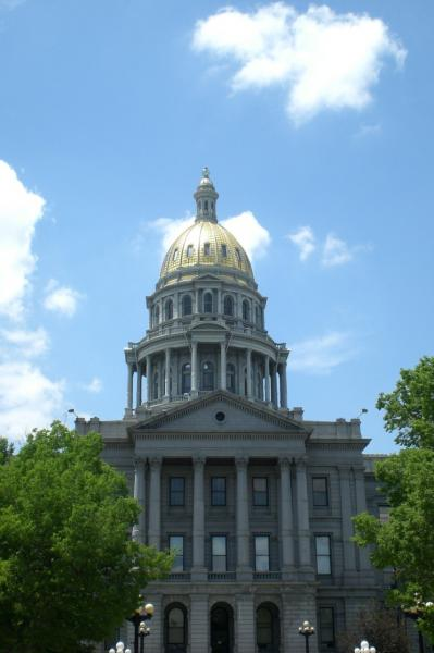 Wyoming State Capitol - Cheyenne, Wyoming | capitol building