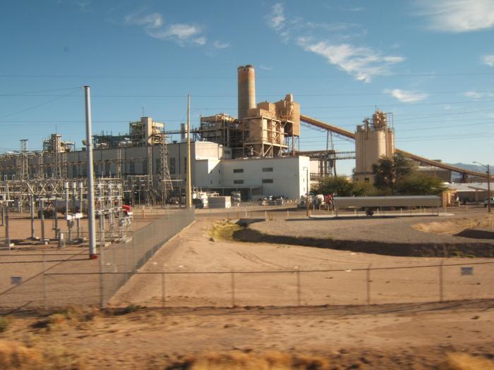 Tucson Electric Plant