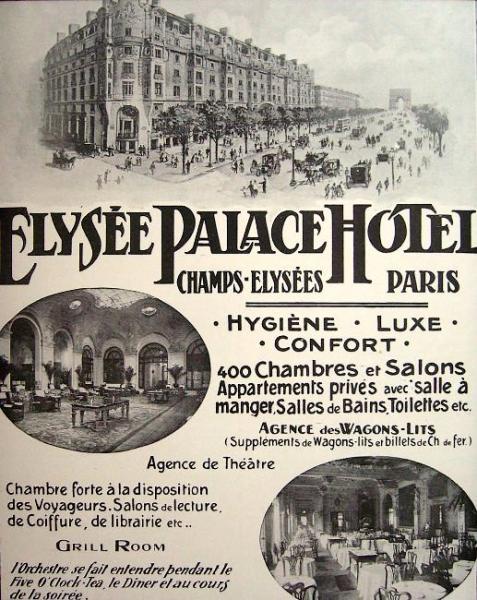 HSBC - Elysée Palace - Paris