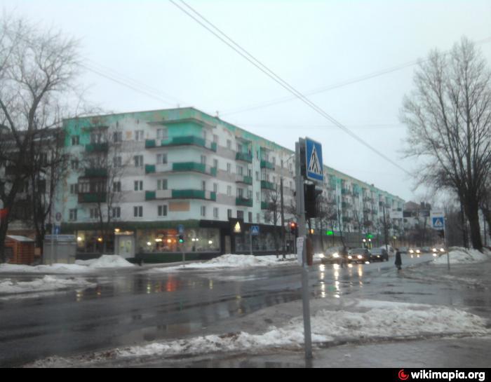 0a53d1fddb4cd Большая Санкт-Петербургская ул., 13 - Великий Новгород