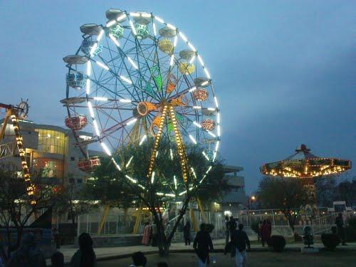 Garrison Park - Fun Land - Sialkot