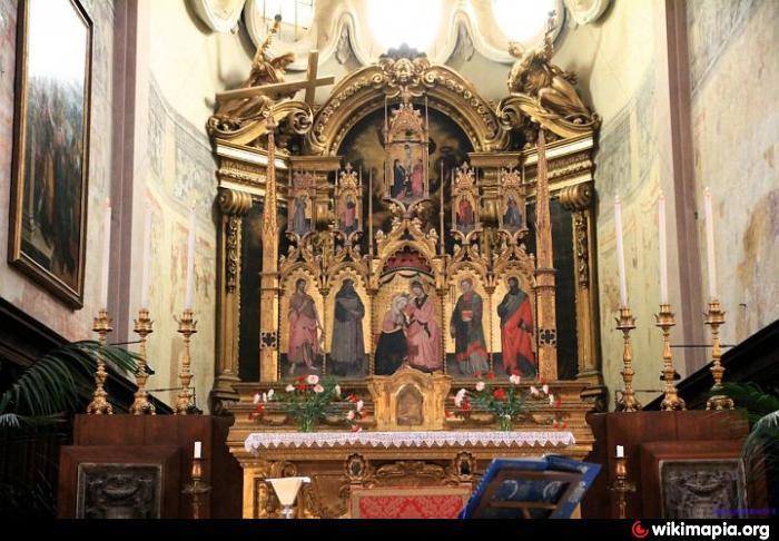 San Giacomo Maggiore - Bologna (Deutsch)