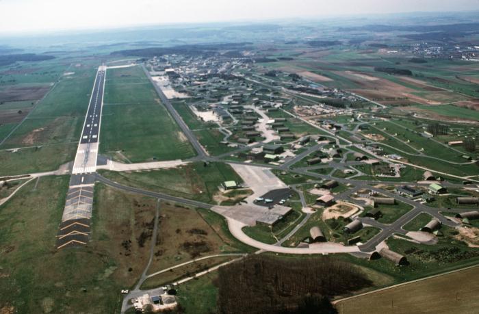 bittburg air force base