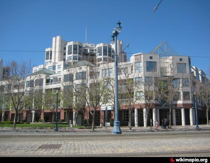 South Beach Marina Apartment Complex - San Francisco, California