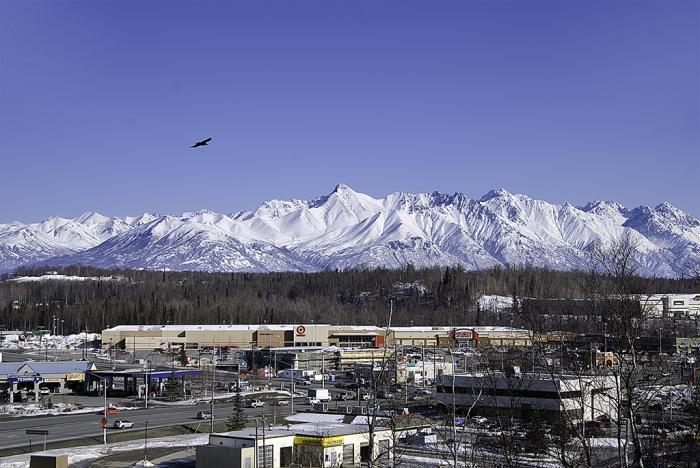701 E Parks Hwy, Wasilla, AK, 99654 - Office Space For ... |Wasilla Alaska Landscape