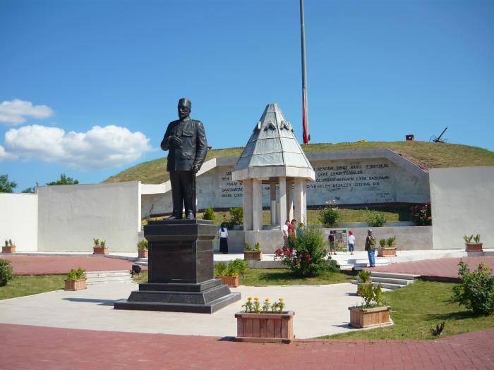 balkan savaş müzesi ile ilgili görsel sonucu