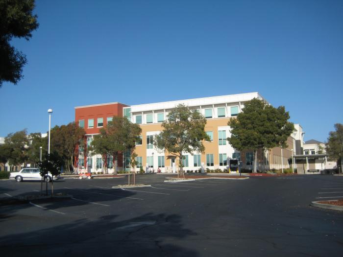 Facebook Campus - Menlo Park, California