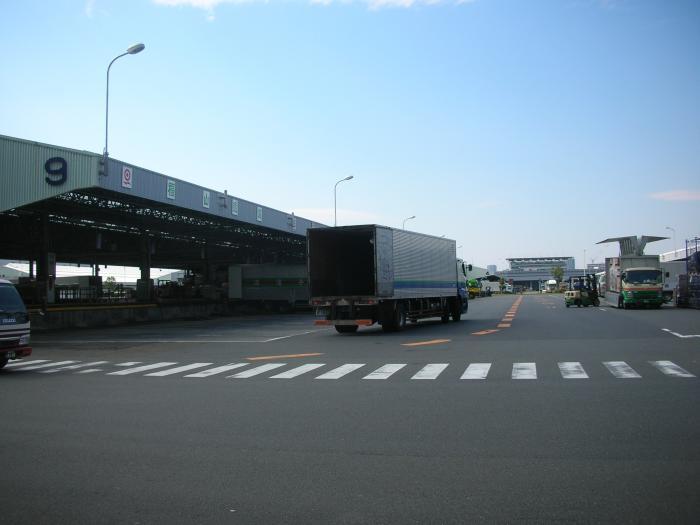 京浜トラックターミナル - 東京都区部 | 物流センター