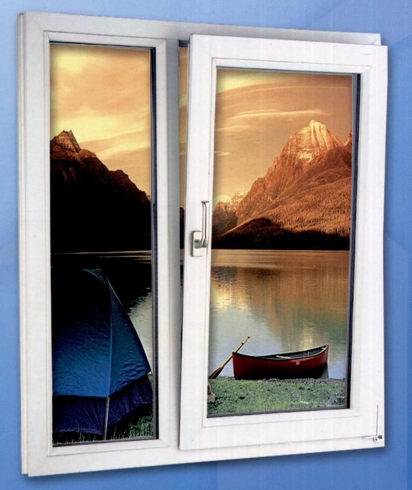 سیما پنجره تولید کننده درب و پنجره دوجداره UPVC - پنجره های دو ...آرشیو