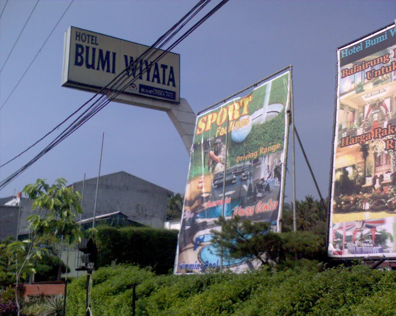 hotel bumi wiyata depok rh wikimapia org