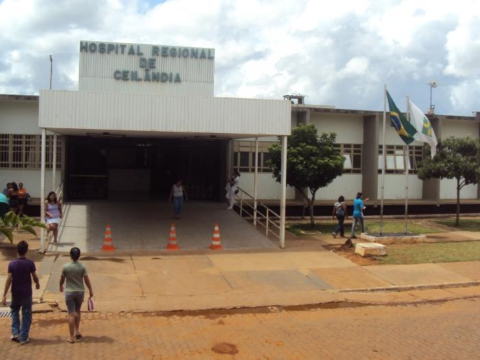 Regional Hospital of Ceilândia (HRC) - Ceilândia
