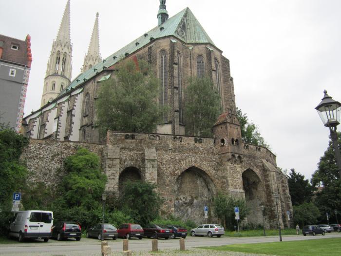 Risultati immagini per Pfarrkirche St. Peter und Paul Görlitz