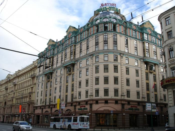 марриотт гранд отель москва фото итоге, профессиональный