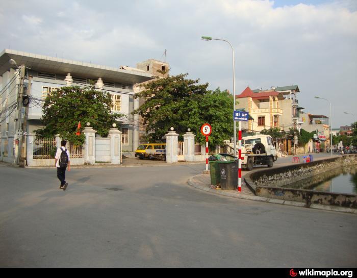 Nhà văn hóa phường Phúc Đồng - Làng Sài Đồng