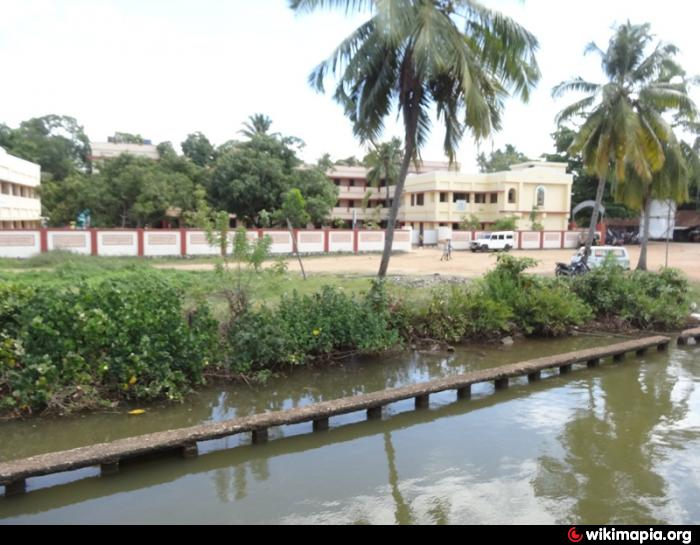 Lourde Matha English Medium Higher Secondary School - Chavara