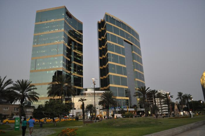 Jw Marriott Hotel Stellaris Lima
