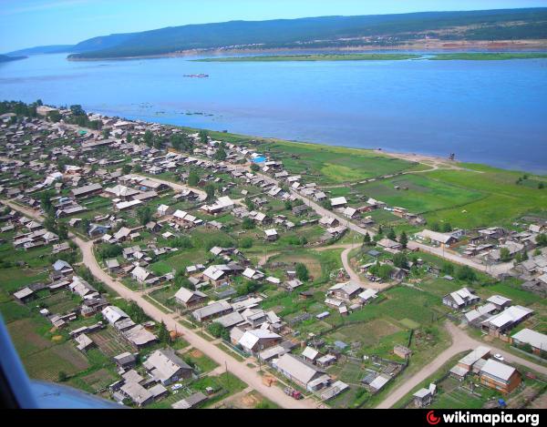 богучаны фото села