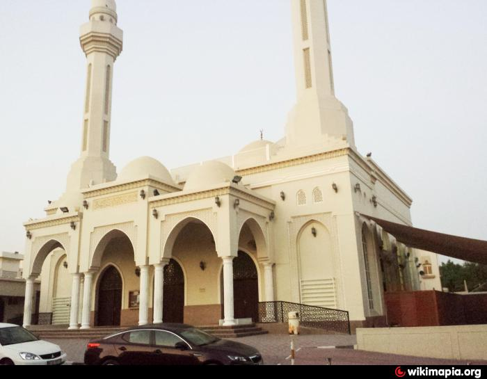 Al Baraha Mosque - Dubai