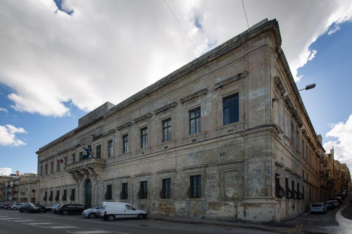 Auberge de Baviere - Valletta | listed building / architectural ...
