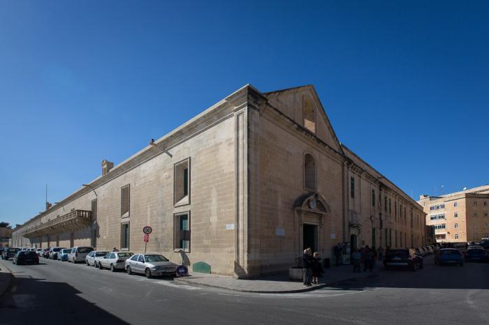 Mediterranean Conference Centre - Valletta