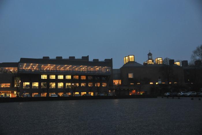 Modern Art Museum Moderna Museet Stockholm Museum Of