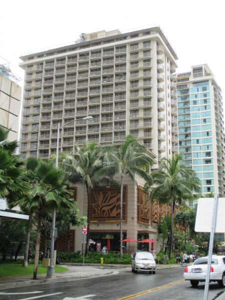 Embassy Suites Waikiki Beach Walk Honolulu