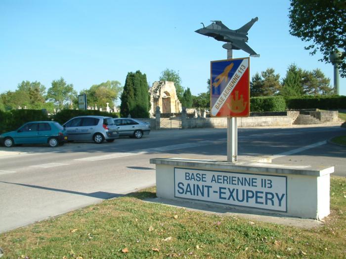 Bildergebnis für Französische Air Base St. Dizier