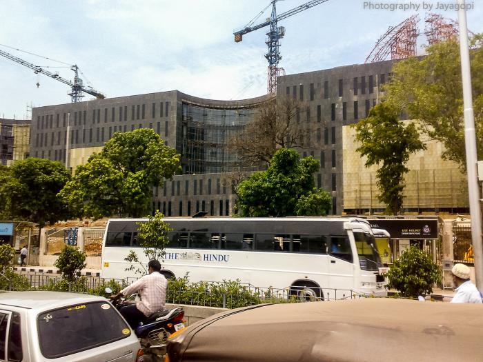Tamil Nadu Government Multi Super Specialty Hospital - Chennai