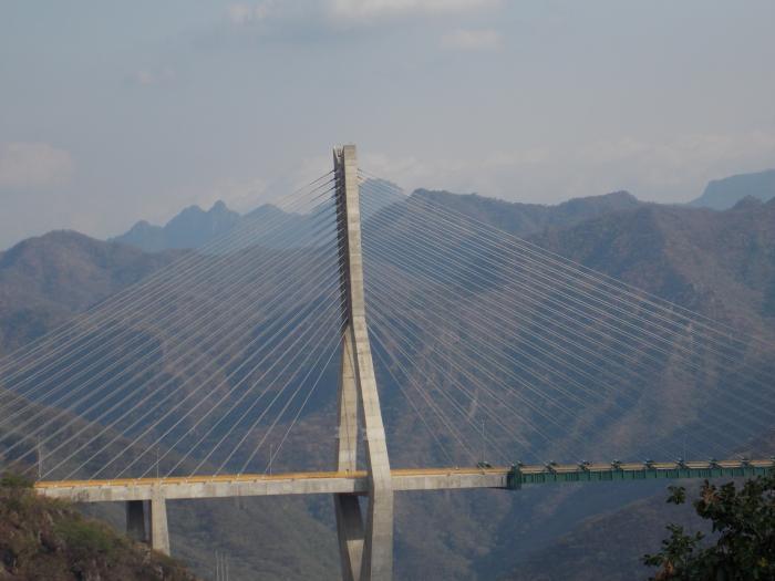 Baluarte Bridge El Puente Baluarte