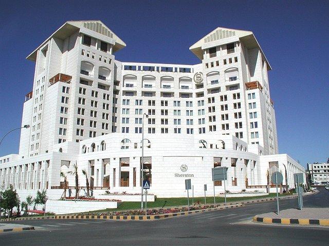 Sheraton Amman Al L Hotel