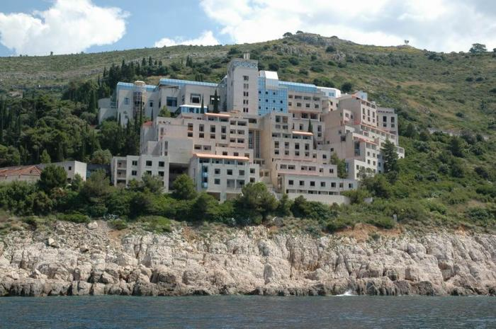 бельведер отель хорватия