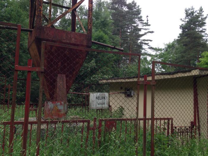 Main Antenna of the Vilnius Medium Wave Station - Vilnius