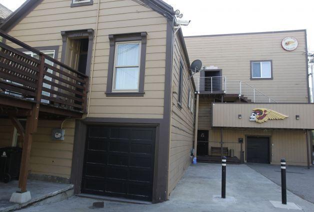Hells Angels M C  Frisco - San Francisco, California