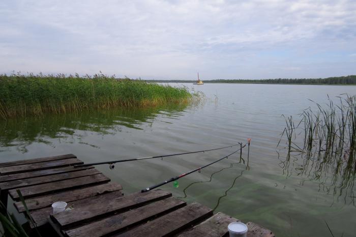 рыбалка наозере тараскуль