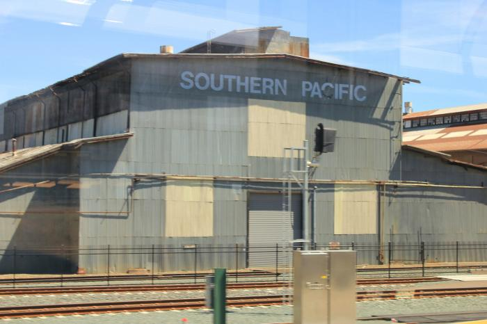 Sacramentos Southern Pacific Shops (Images of Rail)