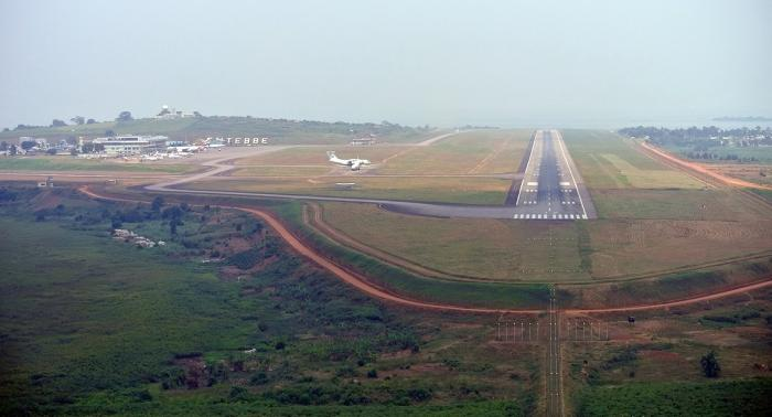 Image result for Aeropuerto Internacional de Entebbe