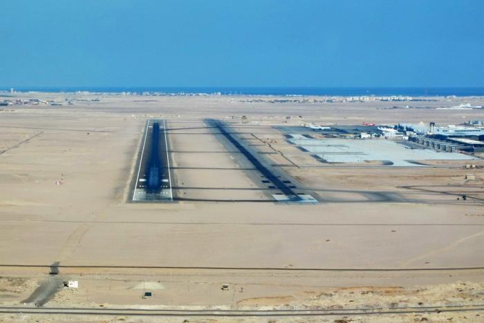 Flughafen hurghada