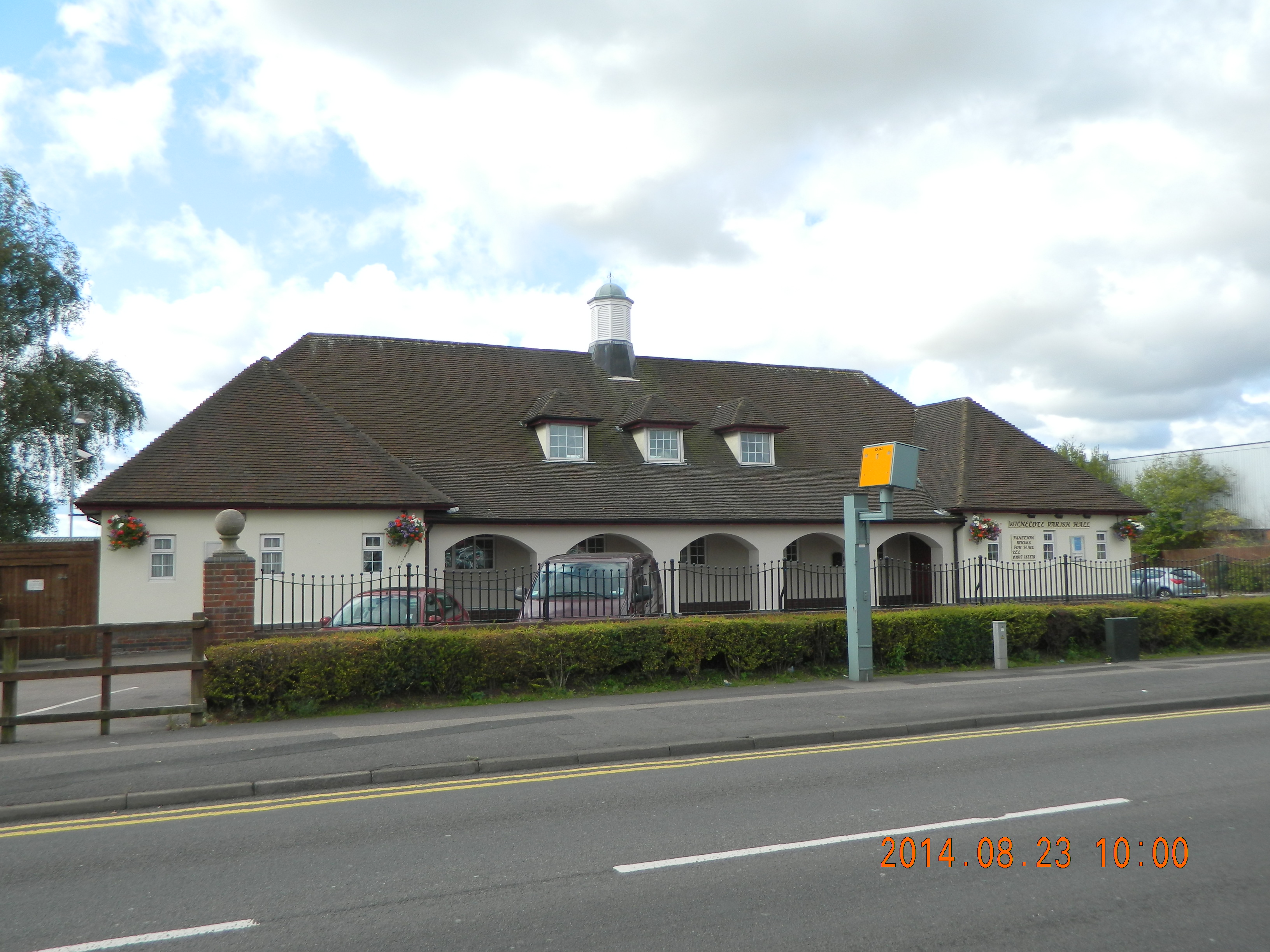 Wilnecote Parish Hall