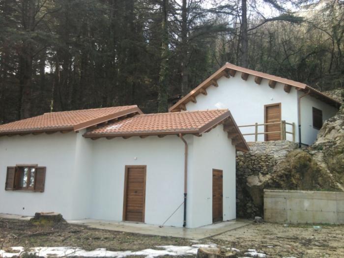 Vivaio Forestale Abruzzo : Alla scoperta degli eremi di celestino v in abruzzo san giovanni