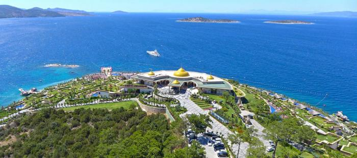 The Bodrum By Paramount Hotels Resorts 5 Ex Jumeirah Bodrum Palace 5