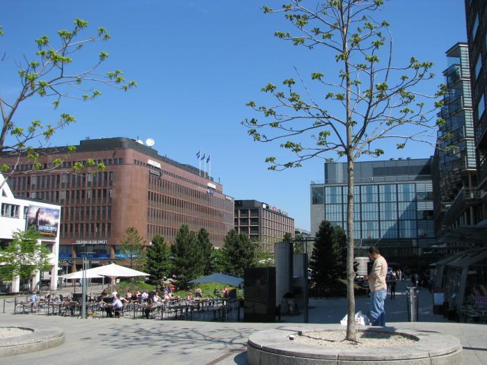 Jaakonkatu 3 Helsinki