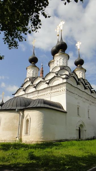 Church of St  Lazarus of Bethany resurrection - Suzdal