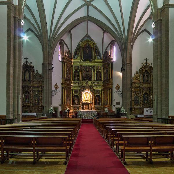Basilica De Nuestra Senora De La Encina Ponferrada