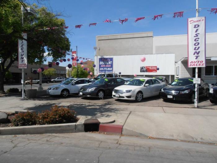 Hanford Auto Sales >> Dann S Discount Auto Sales Hanford California
