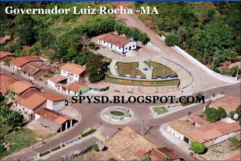 Governador Luiz Rocha Maranhão fonte: photos.wikimapia.org