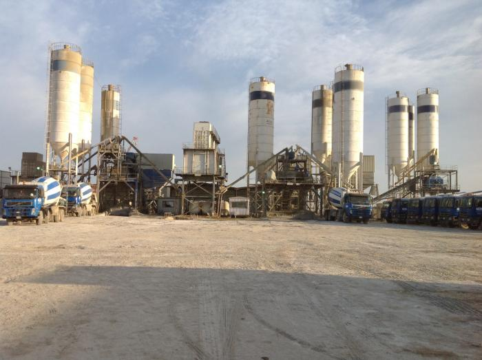 ETE ready mixed plant - Jeddah
