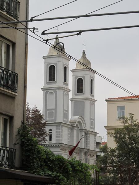 Fransız Katolik Kilisesi - İstanbul İli